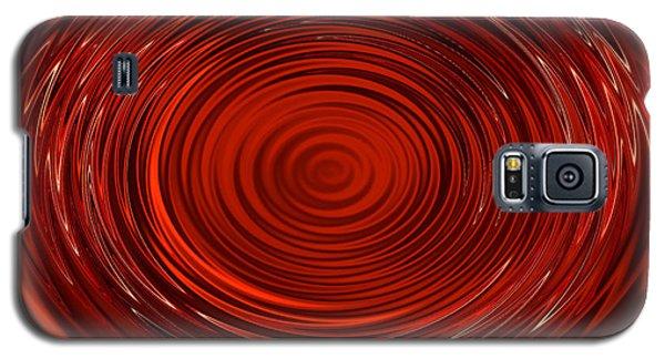 Blood Tears Galaxy S5 Case