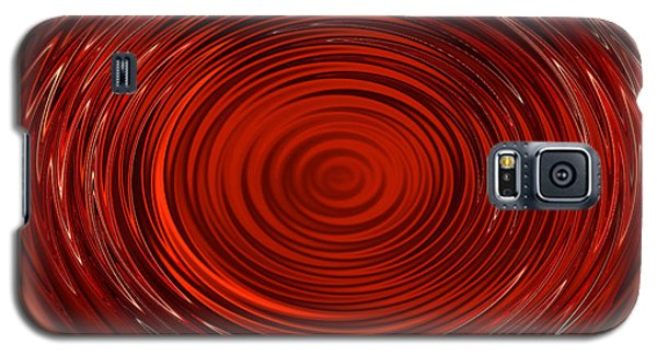 Blood Tears Galaxy S5 Case