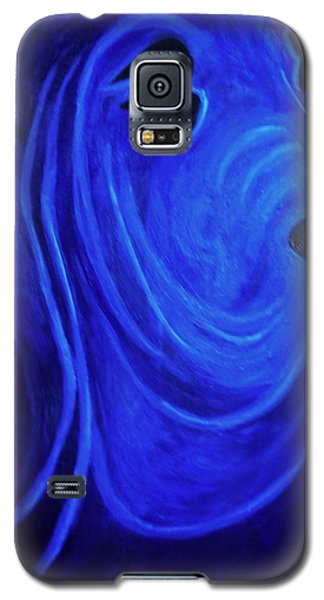 Bloodhound-  Blueblood II Galaxy S5 Case by Laura  Grisham