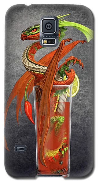 Bloody Mary Dragon Galaxy S5 Case