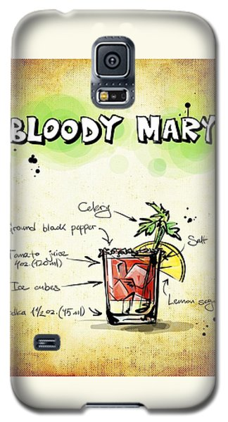 Bloody Mary Galaxy S5 Case
