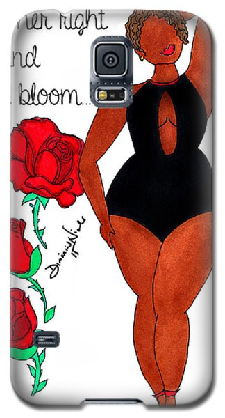 Bloom Galaxy S5 Case by Diamin Nicole