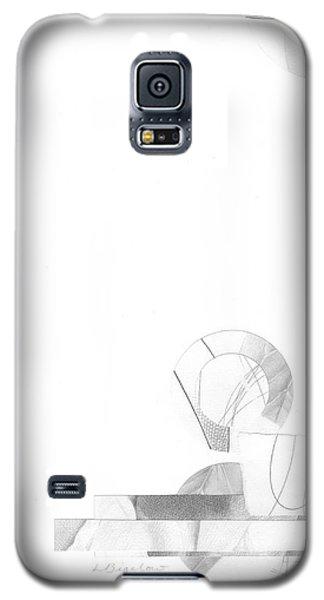 Bloom No. 3 Galaxy S5 Case