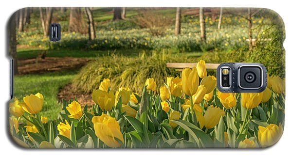 Bloomin Tulips Galaxy S5 Case