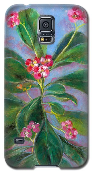 Blooming Crown Galaxy S5 Case
