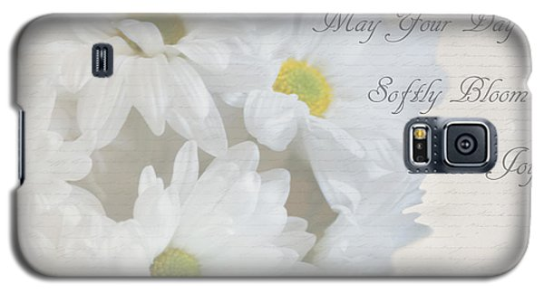 Blooming Daisies Galaxy S5 Case by Linda Segerson