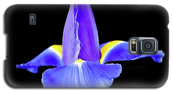 Blooming Iris 1318-1 Galaxy S5 Case