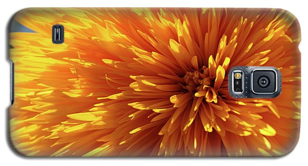 Blooming Sunshine Galaxy S5 Case by Marie Leslie