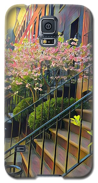 Blooms Of New York Galaxy S5 Case