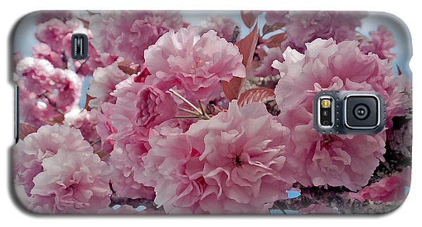 Galaxy S5 Case featuring the photograph Blossom Bliss by Gwyn Newcombe