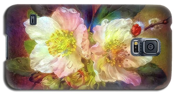 Magnolia Galaxy S5 Case - Blossom by Lilia D