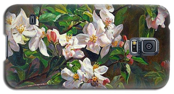 Blossom Of My Heart Galaxy S5 Case