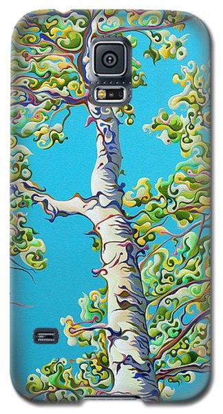 Blossoming Creativitree Galaxy S5 Case