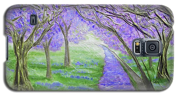 Blossoms Galaxy S5 Case