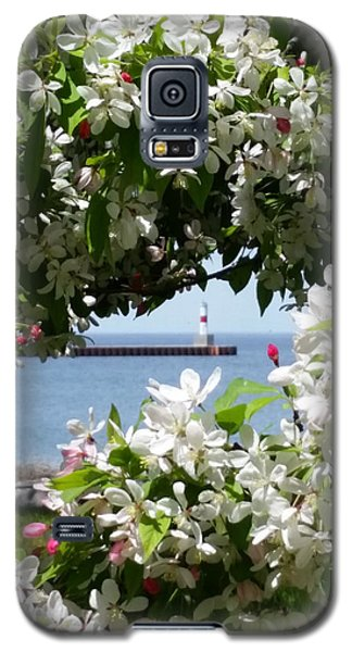 Galaxy S5 Case featuring the photograph Blossoms by Wendy Shoults