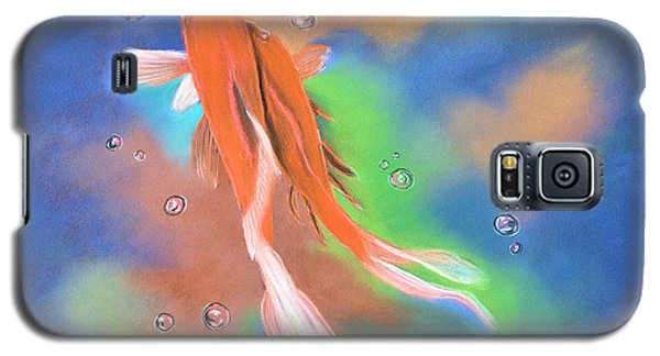 Blowing Bubbles 2 Galaxy S5 Case