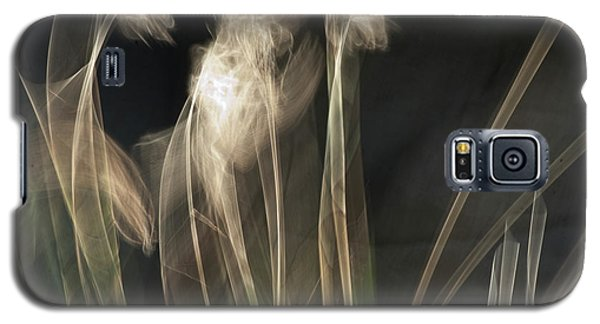 Galaxy S5 Case featuring the photograph Blowing In The Wind by Roger Mullenhour