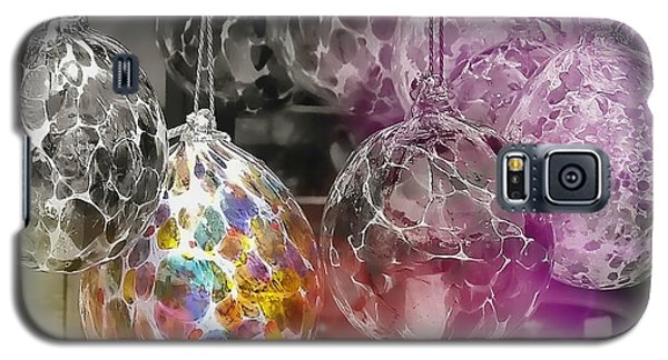 Blown Glass Ornaments Galaxy S5 Case