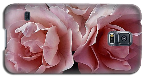 Blowsy Roses Galaxy S5 Case