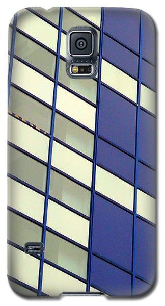 Blue 1114 Galaxy S5 Case