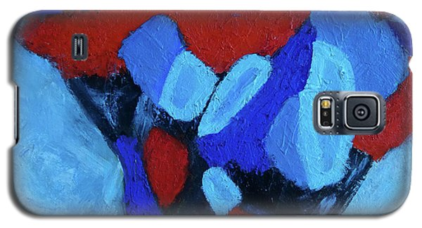 Blue And Red Galaxy S5 Case