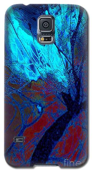 Yoga Angel At Midnight Galaxy S5 Case