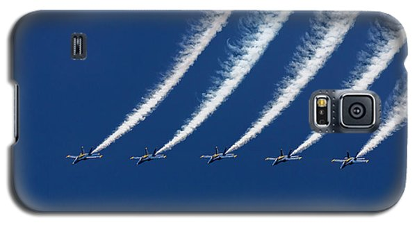 Blue Angels Formation Galaxy S5 Case