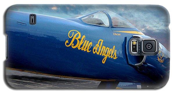 Blue Angels Grumman F11 Galaxy S5 Case