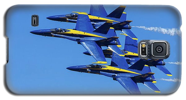 Blue Angels Very Close Formation 1 Galaxy S5 Case