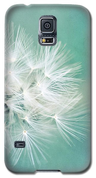Galaxy S5 Case featuring the photograph Blue Awakening by Trish Mistric