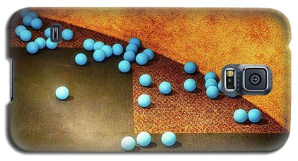 Blue Balls Galaxy S5 Case