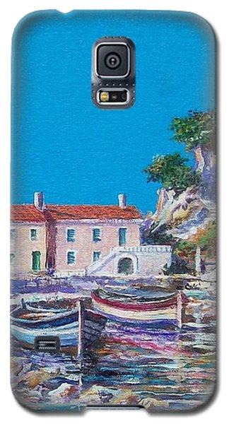 Blue Bay Galaxy S5 Case