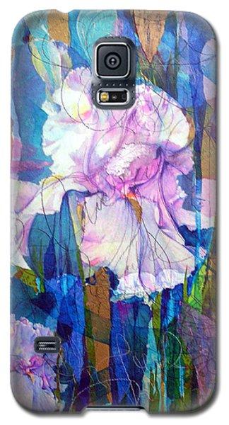 Blue Beard Returns Galaxy S5 Case