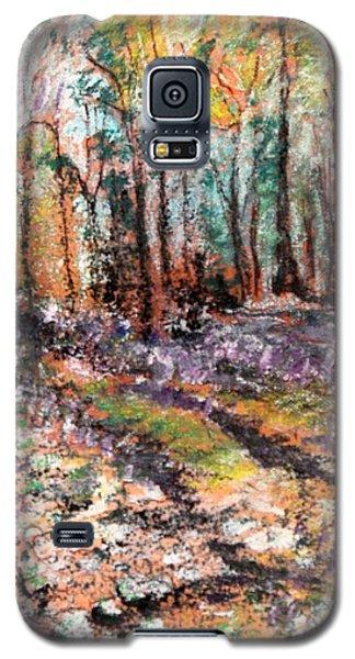 Blue Bell Woods Galaxy S5 Case