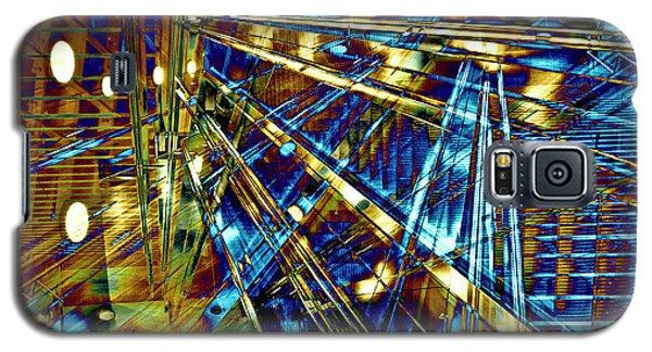 Blue Berlin Sound Galaxy S5 Case