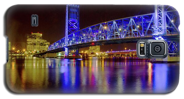 Blue Bridge 2 Galaxy S5 Case by Arthur Dodd
