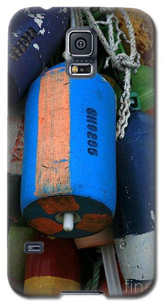Blue Buoys Galaxy S5 Case