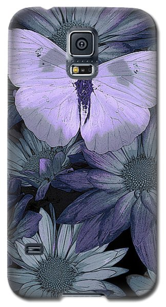 Fairy Galaxy S5 Case - Blue Butterfly by JQ Licensing