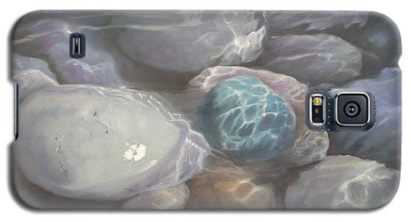 Blue Calm Galaxy S5 Case