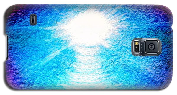 Blue Cave Galaxy S5 Case