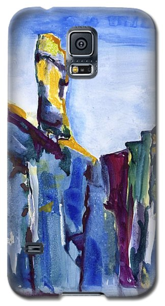 Blue Cliffs, Sea And Sky Galaxy S5 Case