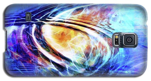 Blue Connexion Galaxy S5 Case