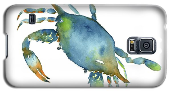 Blue Crab Galaxy S5 Case