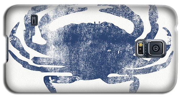 Blue Crab- Art By Linda Woods Galaxy S5 Case