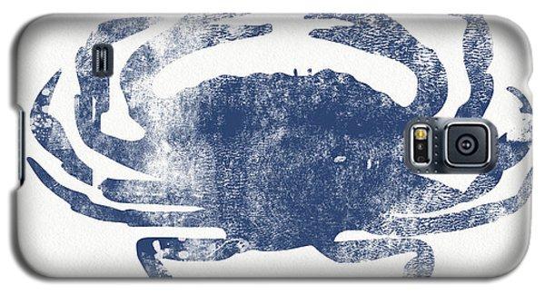 Blue Crab- Art By Linda Woods Galaxy S5 Case