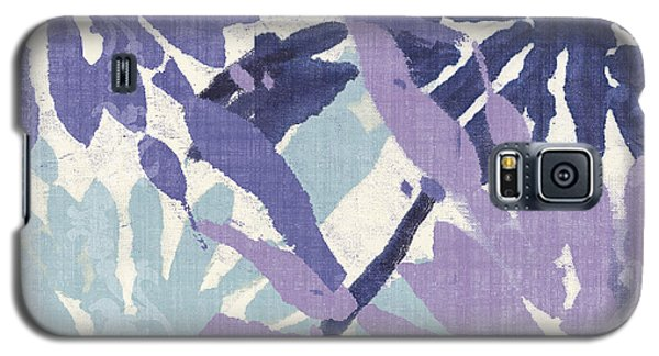 Galaxy S5 Case - Blue Curry II by Mindy Sommers