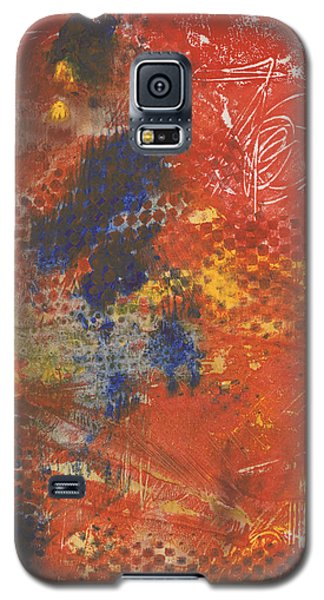 Blue Dancer Galaxy S5 Case