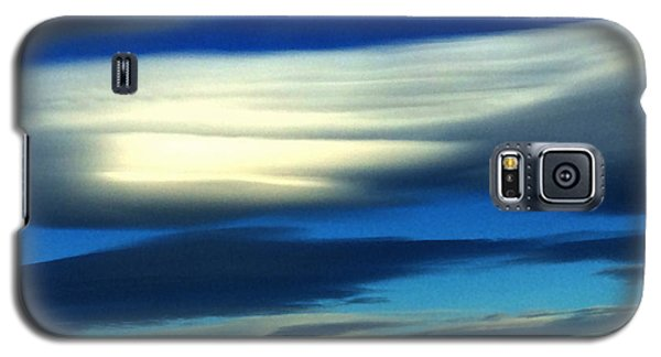 Blue Day Spain  Galaxy S5 Case by Colette V Hera Guggenheim