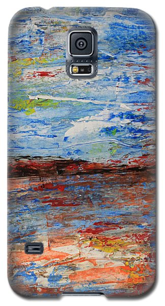 Blue Desert Galaxy S5 Case
