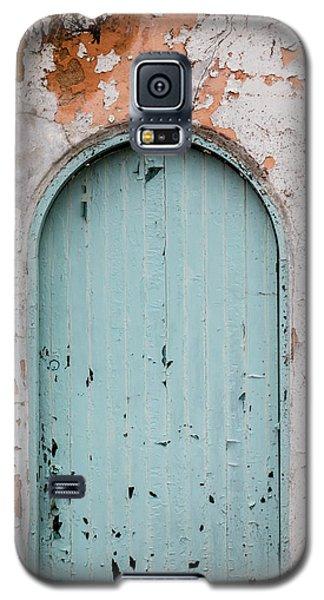 Blue Door Galaxy S5 Case by Jean Haynes